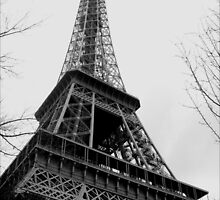 The Eiffel Tower by Melanie89