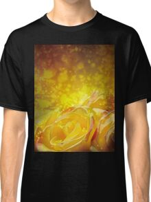 Yellow roses Classic T-Shirt