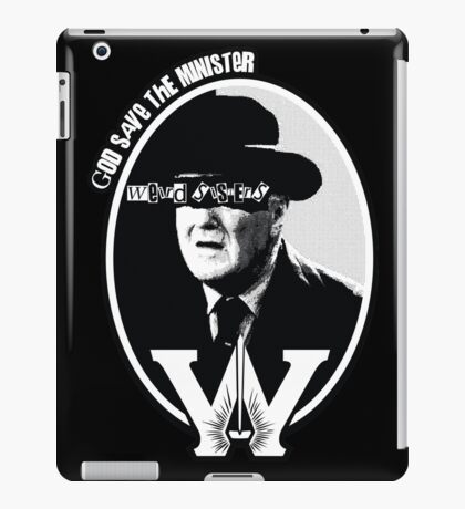 God Save the Minister iPad Case/Skin
