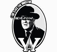 God Save the Minister Men's Baseball ¾ T-Shirt