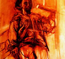 A Painters Portrait by karolina