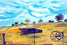 Wagon Wheels  by C J Lewis