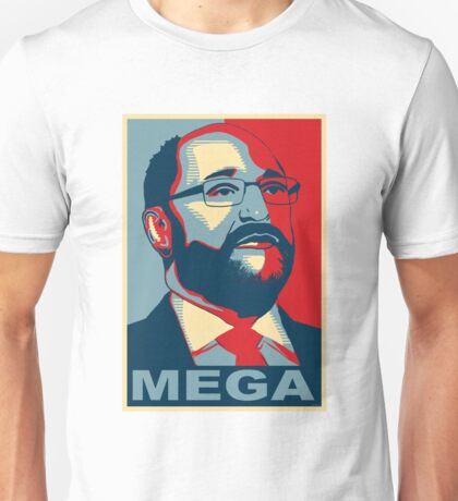 Martin Schulz MEGA Unisex T-Shirt