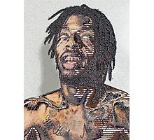 Meechy Darko (Fxcked Up) Photographic Print