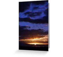 Cervantes Sunrise  Greeting Card