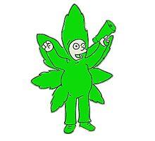 Marijuana Man by PolarVeal