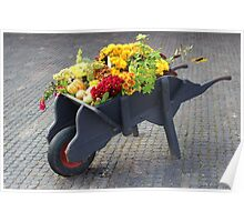 A Barrow Full of Autumn Poster
