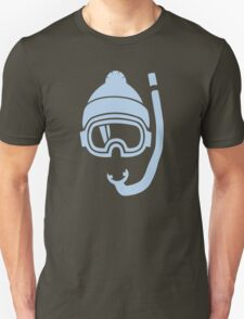 Snorkel deep powder snow T-Shirt