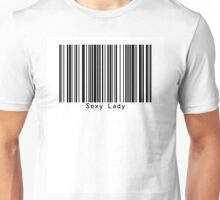 Sexy Bar Code T-Shirt