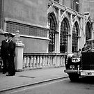 Fleet Street Chauffeur's by Mark Higgins