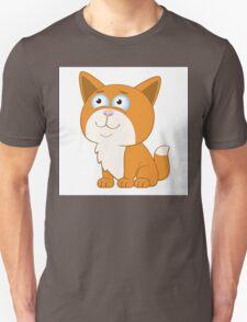 Adorable cartoon cat T-Shirt