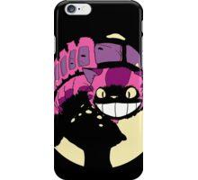 Tonari no Cheshire (black) iPhone Case/Skin
