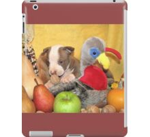 Thanksgiving (prints & cards w/words - all other items w/no words) iPad Case/Skin