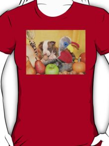 Thanksgiving (prints & cards w/words - all other items w/no words) T-Shirt