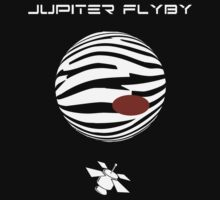 Jupiter Flyby 2 by Samuel Sheats