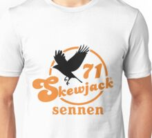 Sennen Crow - Skewjack® Unisex T-Shirt