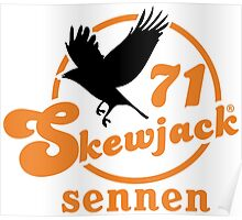 Sennen Crow - Skewjack® Poster