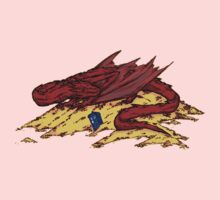 Smaug's treasure Kids Clothes