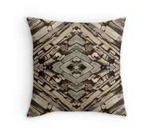 Rockaleidoscope #1 Throw Pillow