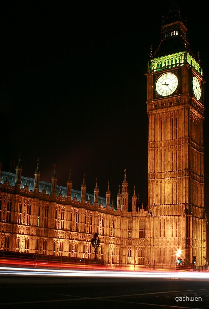Big Ben by gashwen