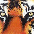 Tiger's Eyes by Andy  Housham