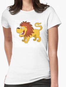 Funny cartoon lion T-Shirt