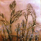 "Mornington Peninsula Grasslands 8 by Belinda ""BillyLee"" NYE (Printmaker)"