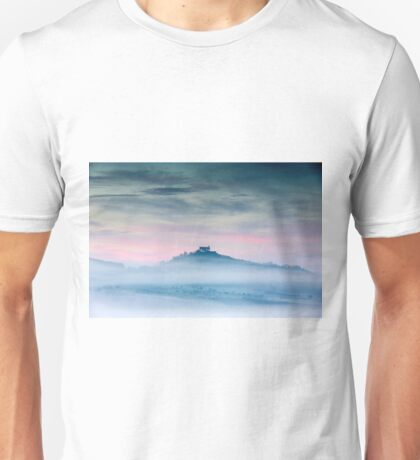 Chapel of Wurmlingen above the Mist Unisex T-Shirt