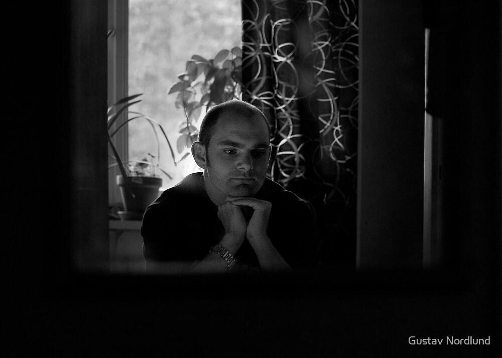 Self Portrait 3 by Gustav Nordlund