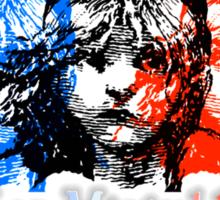 Les Miserables - Flag Sticker