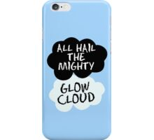 ALL HAIL THE MIGHTY GLOW CLOUD IN OUR STARS iPhone Case/Skin