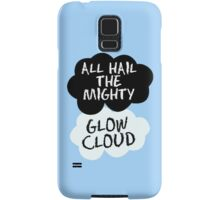 ALL HAIL THE MIGHTY GLOW CLOUD IN OUR STARS Samsung Galaxy Case/Skin