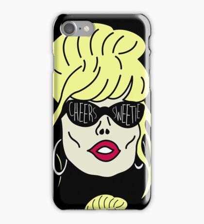 Cheers Sweetie - Pasty Stone iPhone Case/Skin