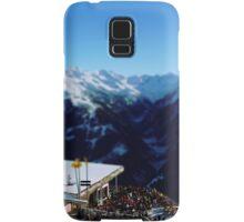 Austrian Winter Landscape Samsung Galaxy Case/Skin