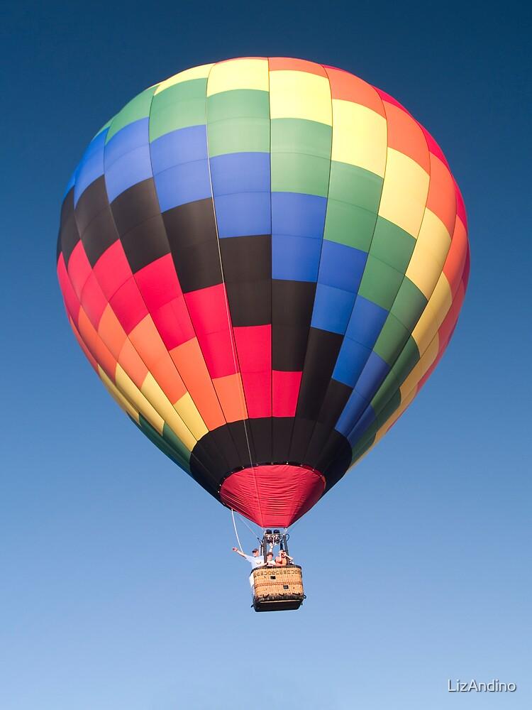 Quechee Balloon Festival by LizAndino