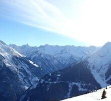 Austrian Panorama by ZacBrit