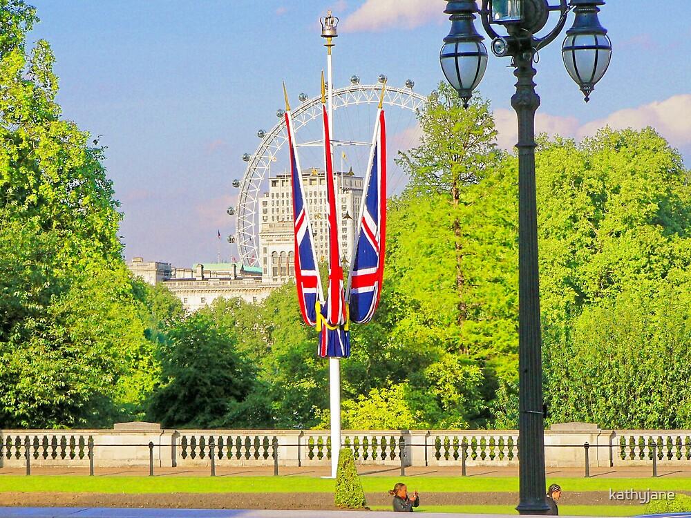 The London Eye by kathyjane