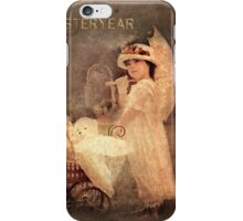 Yesteryear's Charm iPhone Case/Skin