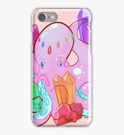 Crystal Octo iPhone Case/Skin