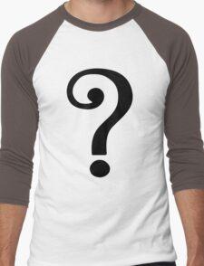 The Riddler - Batman '66 - Joker - DC COMICS Men's Baseball ¾ T-Shirt