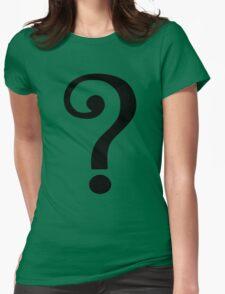 The Riddler - Batman '66 - Joker - DC COMICS Womens Fitted T-Shirt
