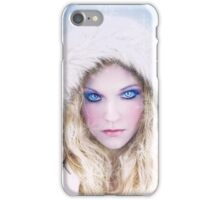Fantasy Snow Queen iPhone Case/Skin