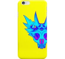 HorndSkull - ChilldMap - iPad/iPhone/iPod iPhone Case/Skin