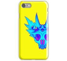 HorndSkull - ChilldMap - iPad/iPhone/iPod iPhone Case/Skin