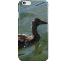 Beautiful Duck iPhone Case/Skin