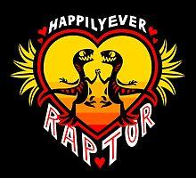 Happily Ever Raptor by Versiris