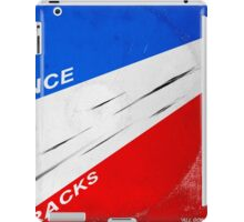 tour de france, all gone. iPad Case/Skin