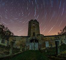 Ravensworth Castle Startrails by russellcram