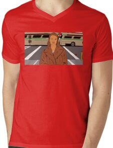 Margot Tenenbaum of The Royal Tenenbaums Mens V-Neck T-Shirt