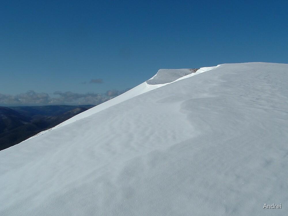 Australian snowfields by Andrei